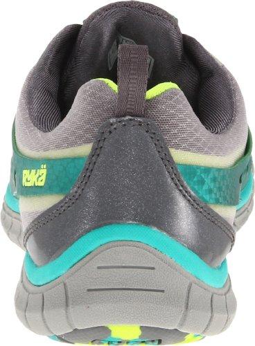 Training Precision Ryka Dark Grey Women's Teal Light Cross Green Shoe qOpFptA7