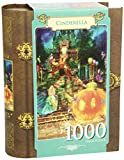 MasterPieces Cinderella Book Box Jigsaw Puzzle, 1000-Piece