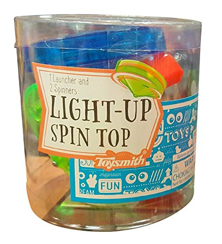 Toysmith Light Up Spin Top 20040