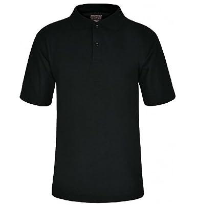 ac8c3fb53 Age 2-15 School Plain Polo Shirt Short Sleeve 15 Colours Childrens Boys  Polo Shirt Girls Polo Shirt School Uniform P.E.: Amazon.co.uk: Clothing