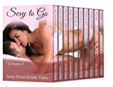 Sexy to Go Volume 6 Erotic Romance Boxed Set: Sexy-Short Erotic Tales (Civil War Ghost Gay Cop Geek Ballerina Shapeshifter and more!)