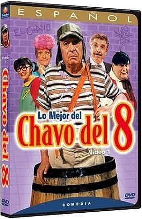 Chavo Del 8 Dos En Uno 2-Pack 1 [Reino Unido] [DVD]: Amazon.es: Cine y Series TV