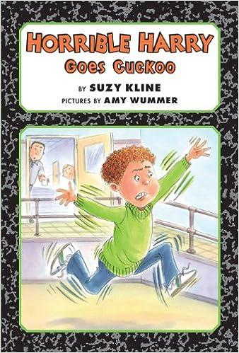 Download Horrible Harry Goes Cuckoo PDF, azw (Kindle), ePub