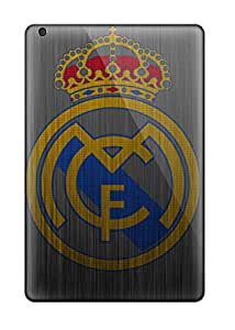 High Impact Dirt/shock Proof Cases Covers For Ipad Mini (real Madrid 2013)
