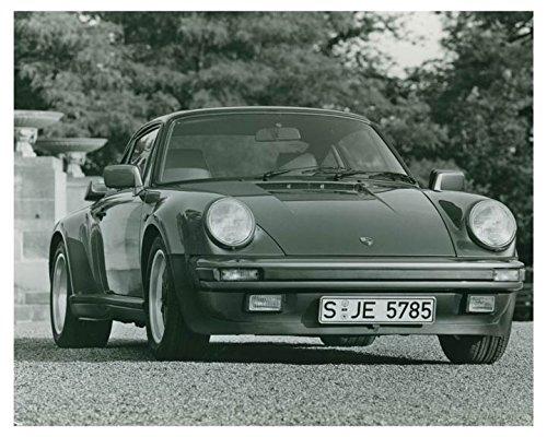 1987 Porsche 911 930 Turbo Automobile Photo Poster