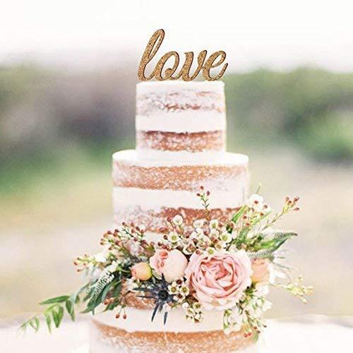 Love Cake Topper Cork Cake Topper Wedding Cake Topper Rustic Cake Topper Wood And Cork Topper Vineyard Wedding Decoration Amazon Co Uk Handmade