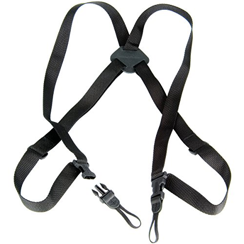 OP/TECH USA Bino/Cam Harness - Webbing