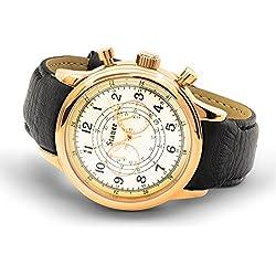 Stauer Belmont Chronograph Mens Watch