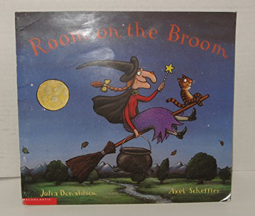 Animated Halloween Movies 2000 (Room on the Broom)
