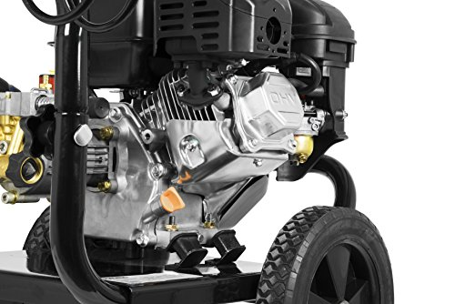 Excell EPW2123100 3100 PSI 2.8 GPM Cold Water 212CC Gas Powered Pressure Washer by excell (Image #3)