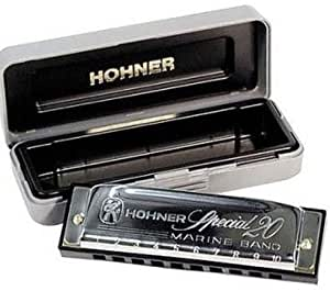 hohner special 20 harmonica key of g musical instruments. Black Bedroom Furniture Sets. Home Design Ideas