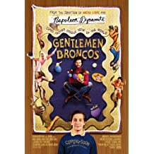 Gentlemen Broncos 27x40 Single Sided Movie Poster