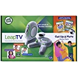 LeapFrog LeapTV Educational Gaming System including 2 Best-selling Leap-TV Cartridge Games by LeapFrog