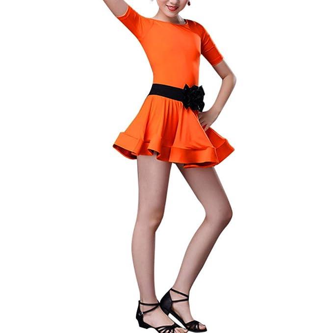 il più grande sconto taglia 40 spedizione gratuita Vestito per Ragazze, Zarupeng Ragazze Félicie Ballerina ...