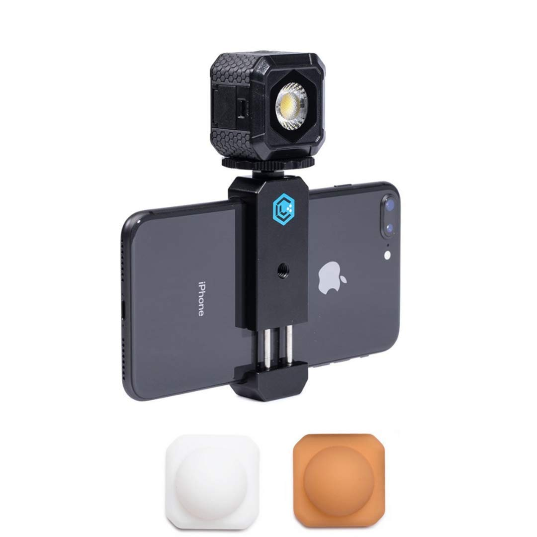Lume Cube - AIR + Smartphone Clip by LUME CUBE