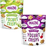 yogurt bites organic - Imag!ne Variety Pack, Yogurt Crisps, 4 Count