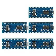 XCSOURCE 5pcs Mini USB Nano V3.0 ATmega328P 5V 16M Micro Controller Board F Arduino TE359