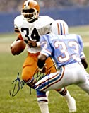 Autographed Greg Pruitt 8x10 Cleveland Browns Photo