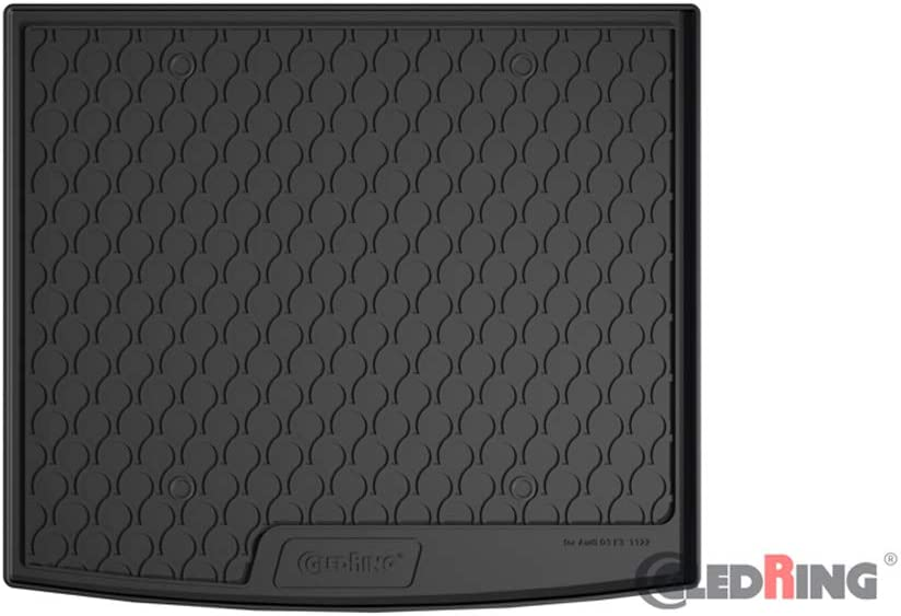 F3B Rubber Gledring 1122 Rubbasol 2019- Trunk mat Audi Q3 Upper Variable Floor