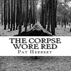 The Corpse Wore Red Audiobook