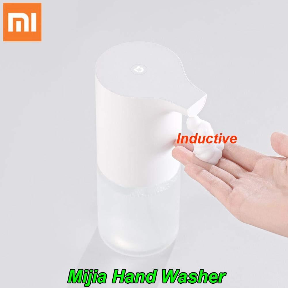 Venta 100% Original Xiaomi Mijia Auto Inducción Espuma Lavar a Mano Jabón automático 0,25s Sensor de Infrarrojos para Smart Homes
