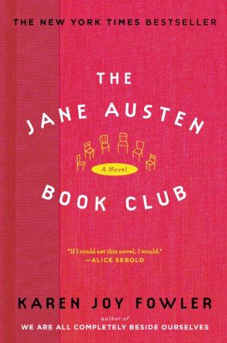 The Jane Austen Book Club cover