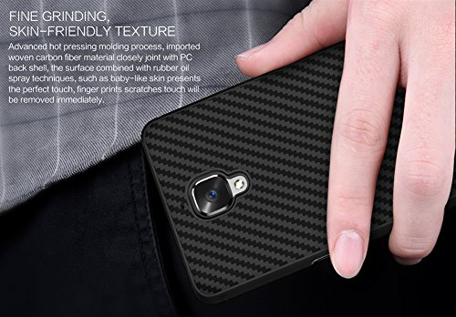 quality design c9a73 ca8c4 OnePlus 3T Case, OnePlus 3 Case, Nillkin Synthetic Fiber - Import It All