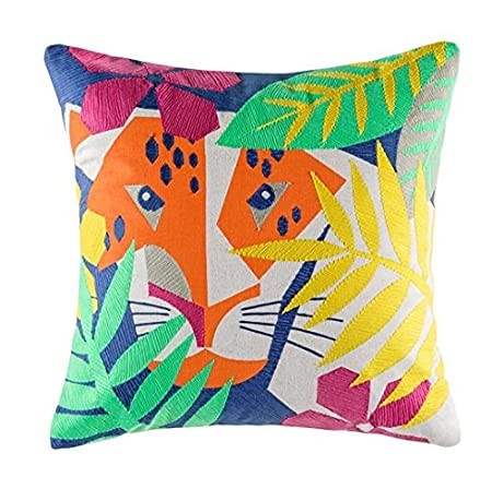 KAS Australia Cushion Cover Tony Tiger 50 X 50 Cm Amazoncouk