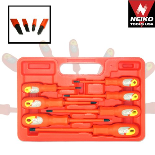 Neiko Tools USA Insulated Screwdriver