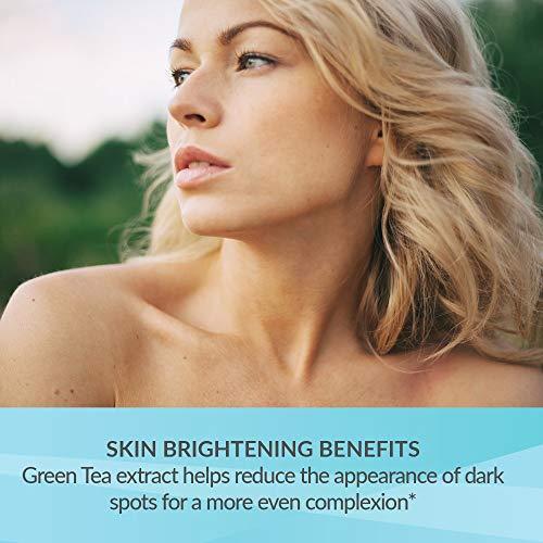 514MzaEKCkL - Revive Science Balance + Tone Skin Serum, Anti Aging Dark Spot Corrector Face Cream to Smooth & Lighten Skin, Fade Scars, Remove Age Spots & Brighten Glow for Men & Women, 1 oz