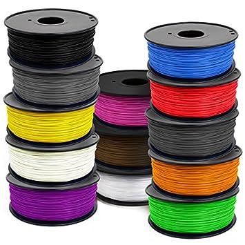KTC Computer Technology 3d impresora flexible filamento de 1 ...
