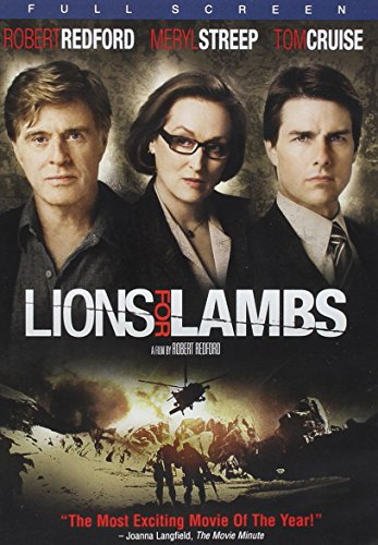 Lions For Lambs (Full Screen Edition) (Even A Blind Hog Finds An Acorn)