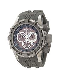 Invicta Men's Reserve Bolt Titanium Tone Silicone Watch INVICTA-1225