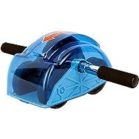 WanYangg Ab rullhjul, magträning rullhjul med skumhandtag, bålmuskelträning träningsmaskin magträning för gym / hem…