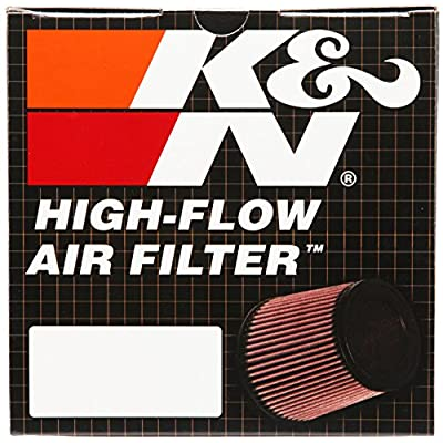 K&N YA-7008 Yamaha High Performance Replacement Air Filter: Automotive