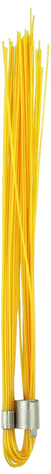 Presco YM6TX, Marking Whiskers, Yellow, 6 inches in Length (Pack of 1000)