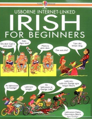 Irish for Beginners (Language Guides) (Irish Edition) by Usborne Publishing Ltd