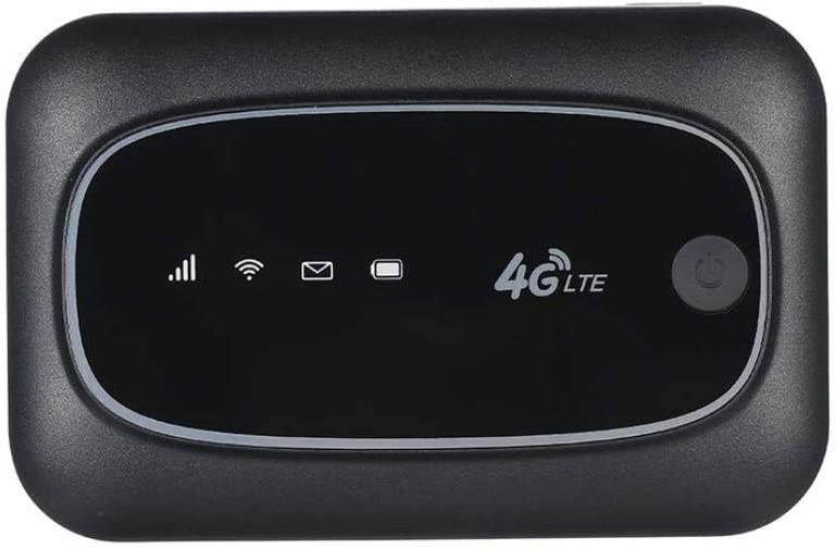 Hotspot Router 4G LTE GSM Unlocked Link M7 (AT&T/Tmobile/Verizon/Metro/Claro/Latin/Europe) Global Bands up to 10 WiFi Portable (Black)