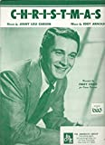 img - for C-h-r-i-s-t-m-a-s- / Perry Como / Jenny Lou Carson / Eddy Arnold book / textbook / text book