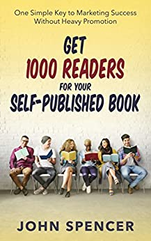 1000 readers your self published book ebook product image