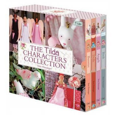 The Tilda Characters Collection: Birds, Bunnies, Angels and Dolls (Hardback) By (author) Tone Finnanger