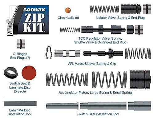 Sonnax 124740TL30 Tool Kit F//124740-30K PR SW,