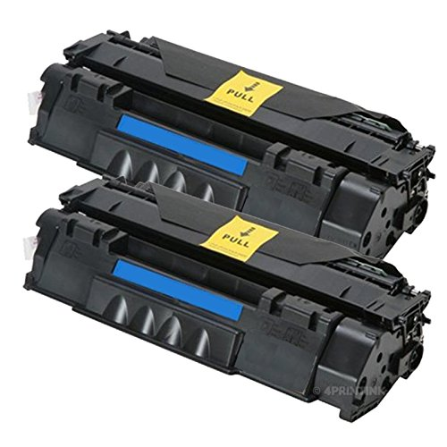2 Pack Q7553A Laser Toner for HP Laserjet P2015, P2015dn, for sale  Delivered anywhere in USA