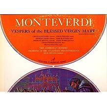 Monteverdi: Vespers of the Blessed Virgin Mary