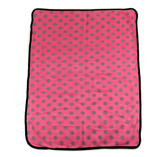 delicate Alfie Pet by Petoga Couture - Quarry Fleece Blanket for Dogs and Cats