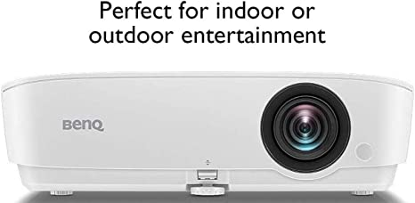 BenQ MH535FHD 1080P Home Theater Projector | 3600 Lumens for Lights on Enjoyment | High Contrast Ratio for Darker Blacks| Keystone and 1.2x Zoom for ...