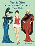 Movie Star Vamps and Scamps Paper Dolls