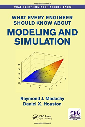 What Every Engineer Should Know About Modeling and Simulation-cover