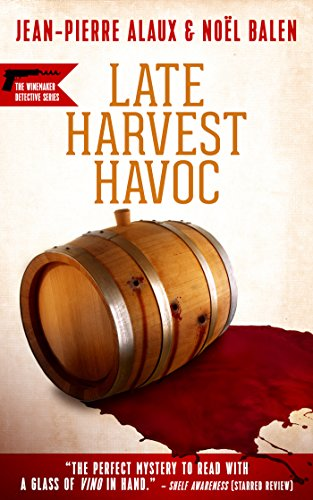 book cover of Late Harvest Havoc