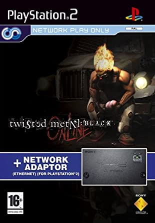 twisted metal black online network adaptor bundle amazon co uk